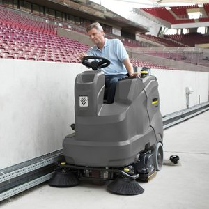 Karcher Small Ride-on Scrubber Dryer (BR90/150)